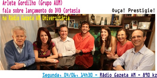 Grupo AUM - Rádio Gazeta AM