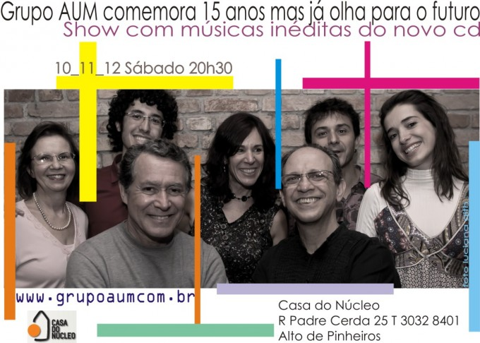 Grupo AUM Casa do Núcleo
