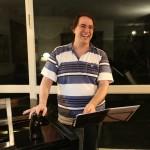Ensaio com Rodrigo Vitta