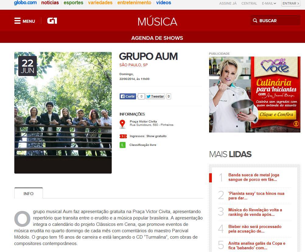 Globo G1